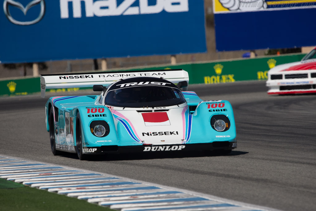 Porsche 962C - Chassis: 962-170 - Driver: Bruce Canepa  - 2014 Monterey Motorsports Reunion