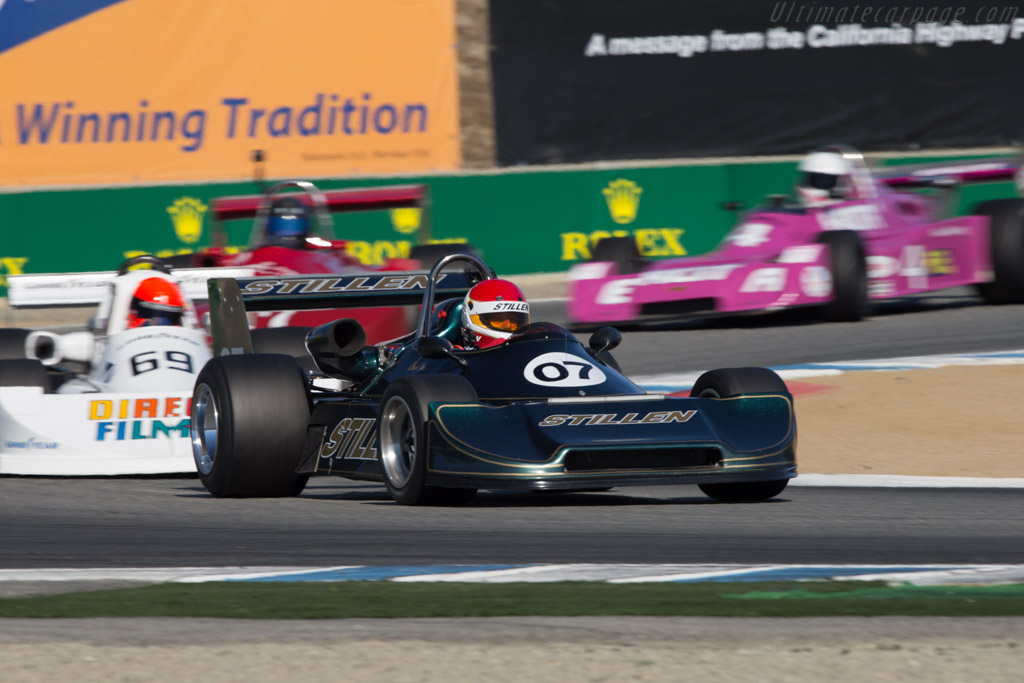 Ralt RT1  - Driver: Steve Millen  - 2014 Monterey Motorsports Reunion