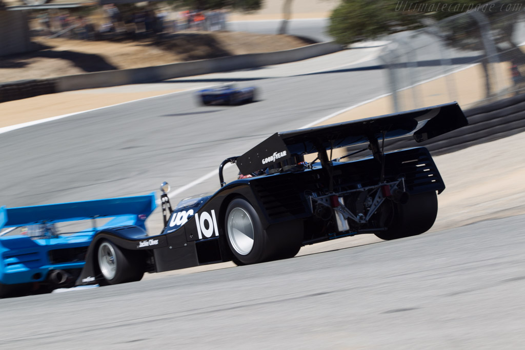 Shadow DN4 Chevrolet - Chassis: DN4-4A - Driver: Bruce Canepa  - 2014 Monterey Motorsports Reunion