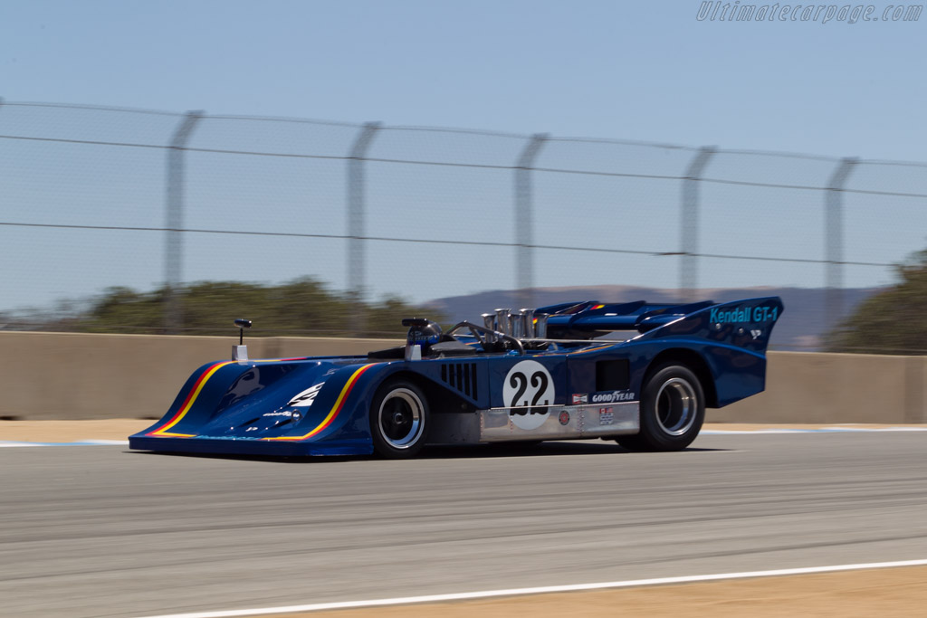 Sting Can-Am - Chassis: GW1 - Driver: Scott Drnek  - 2014 Monterey Motorsports Reunion