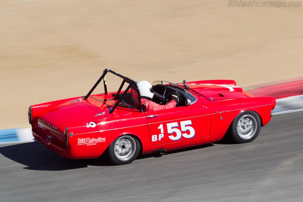 Sunbeam Tiger - Chassis: B9470048 - Driver: Dave Stone  - 2014 Monterey Motorsports Reunion