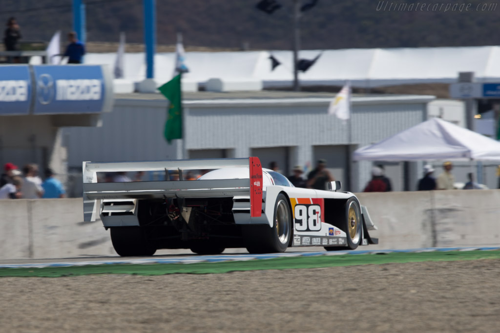 Toyota Eagle Mk III - Chassis: WFO-91-002 - Driver: Tom Malloy  - 2014 Monterey Motorsports Reunion