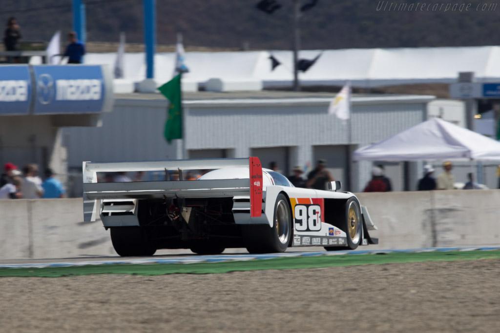 Toyota Eagle Mk III - Chassis: WFO-91-002 - Driver: Tom Malloy  - 2014 Monterey Motorsports Reunion