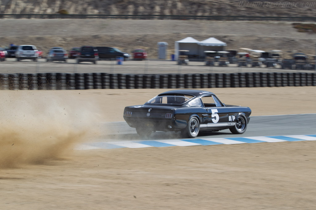 Ford Shelby Mustang Gt350 Chassis Sfm6s2314 Driver
