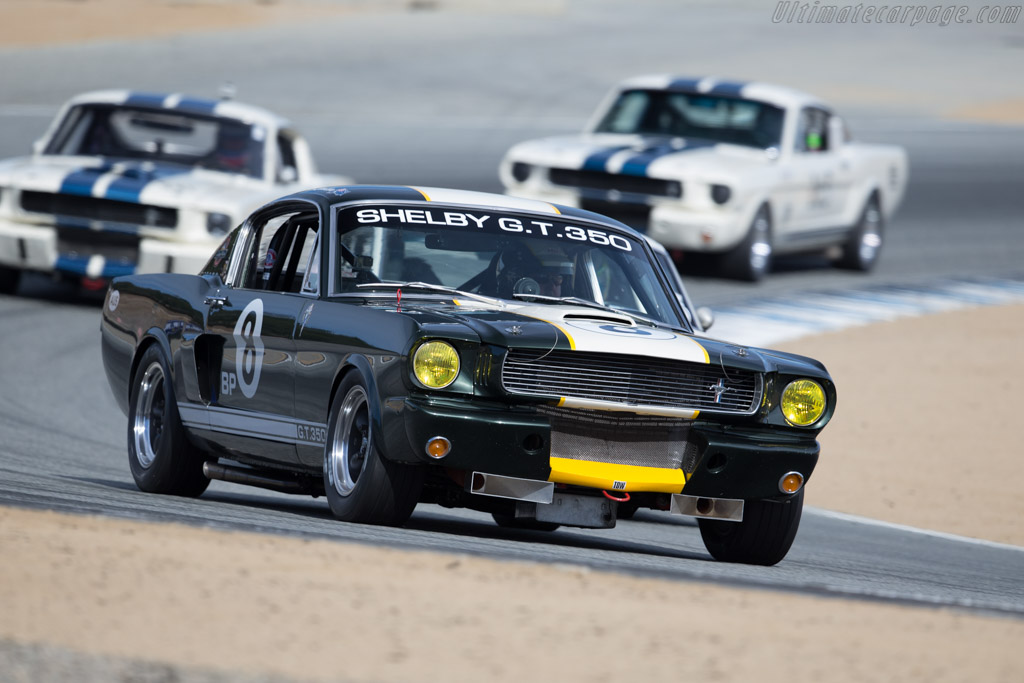 Ford Shelby Mustang Gt350 Chassis Sfm6s648 Driver