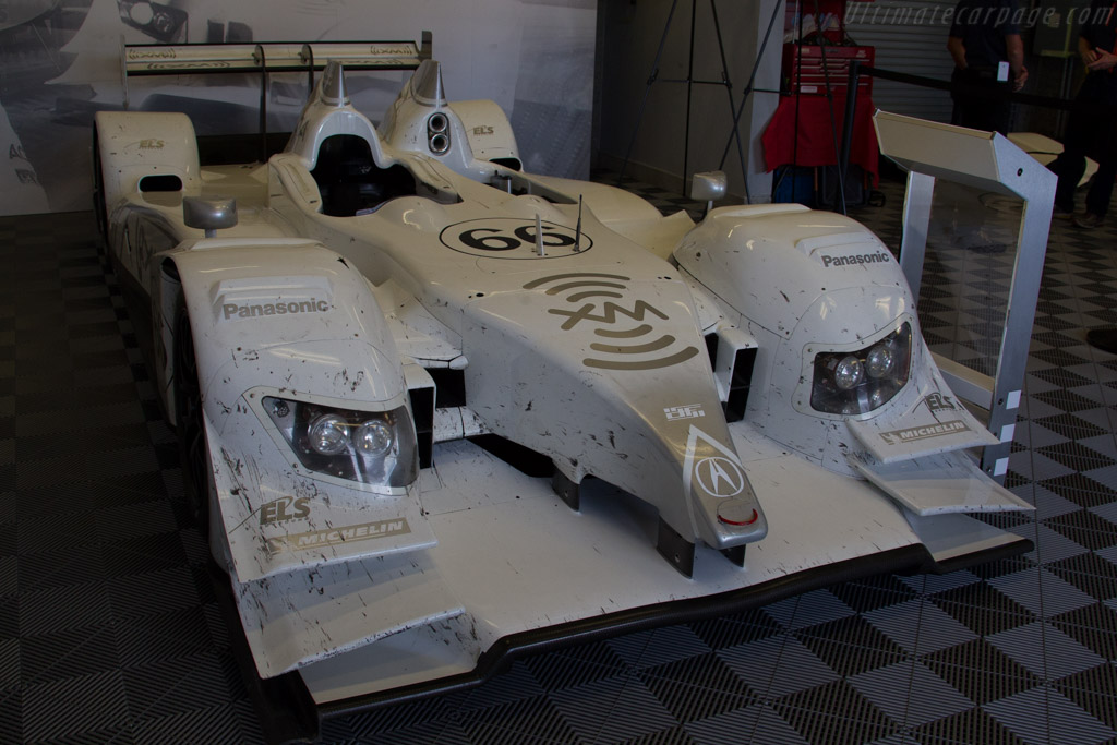 Acura ARX-02a - Chassis: 1   - 2015 Monterey Motorsports Reunion