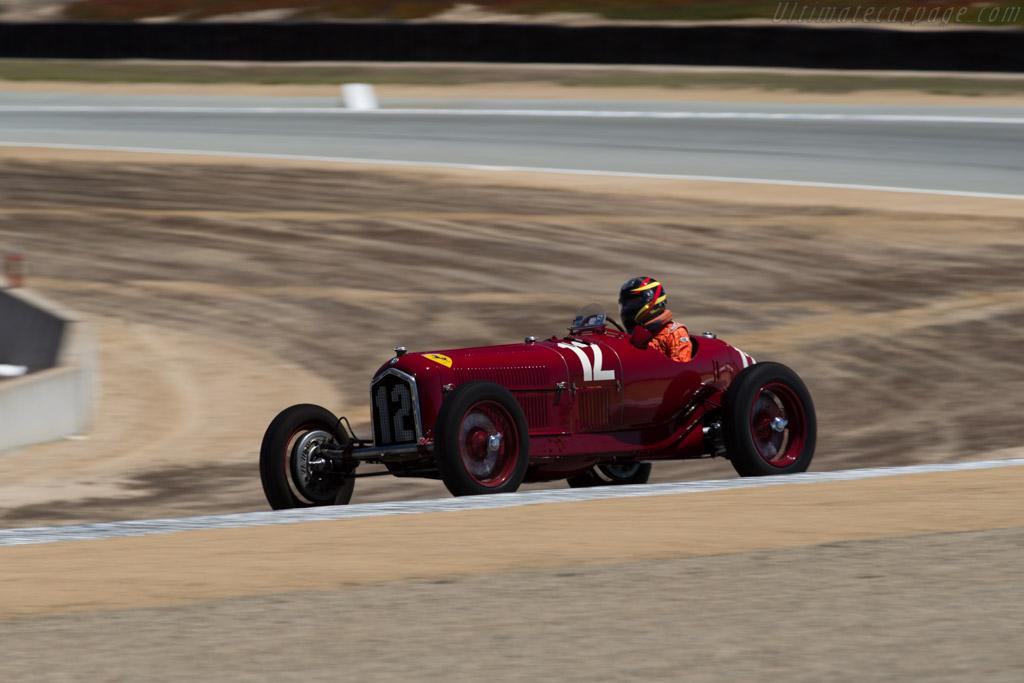 Alfa Romeo Tipo B - Chassis: 50005 - Driver: Jon Shirley  - 2015 Monterey Motorsports Reunion
