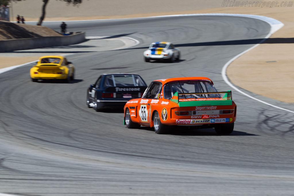 1973 3.0 Csl >> BMW 3.0 CSL - Chassis: 2275204 - Driver: Jeffrey Gerken - 2015 Monterey Motorsports Reunion