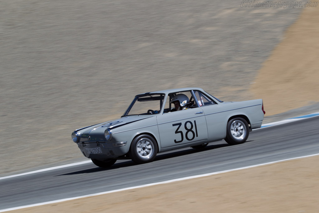 BMW 700 S - Chassis: 190764 - Driver: Steve Walker  - 2015 Monterey Motorsports Reunion