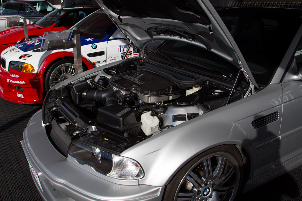 BMW M3 GTR Strassenversion - Chassis: WBSBL91060JP78986   - 2015 Monterey Motorsports Reunion