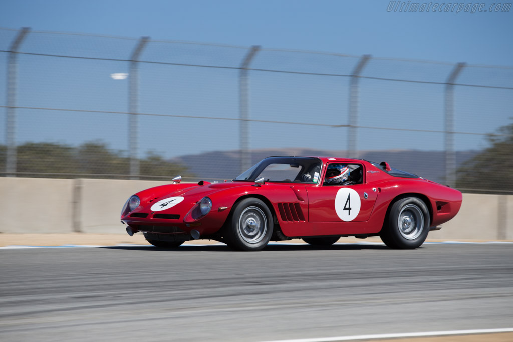 Bizzarrini 5300 GT Strada - Chassis: IA3 0329 - Driver: John 'Chip' Fudge  - 2015 Monterey Motorsports Reunion