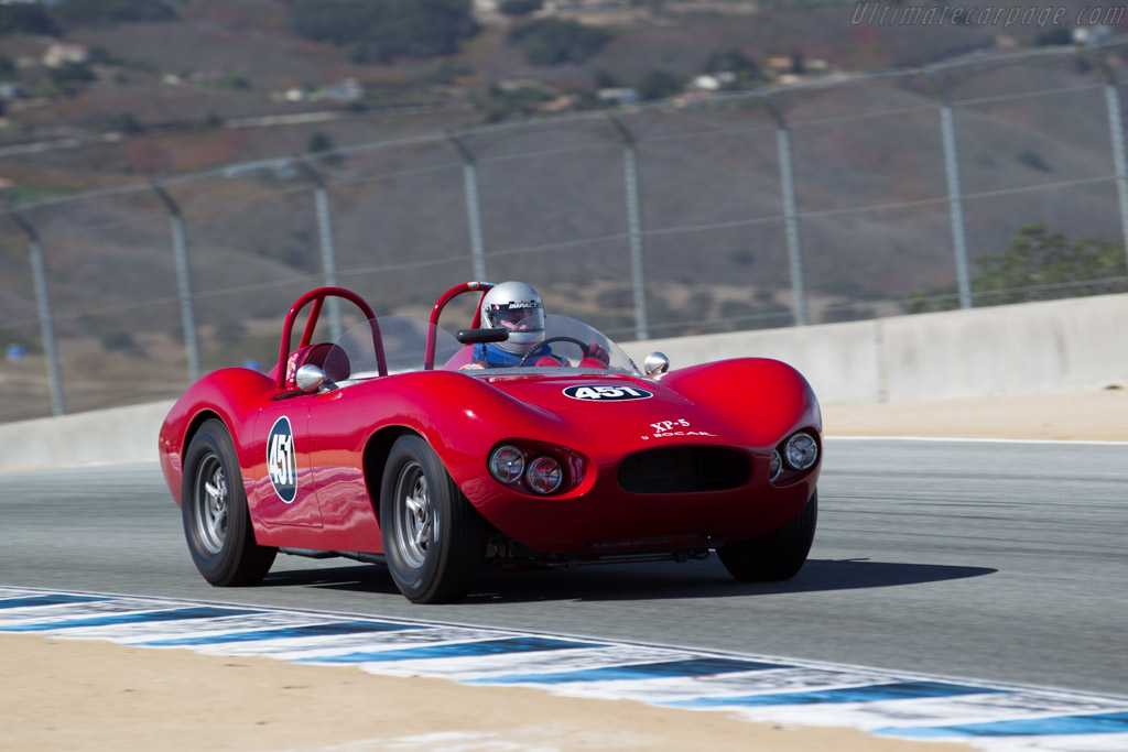 Bocar XP5 - Chassis: XP5043 - Driver: Wesley Abendroth  - 2015 Monterey Motorsports Reunion