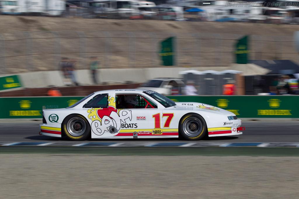 Chevrolet Beretta  - Driver: Nick de Vitis  - 2015 Monterey Motorsports Reunion