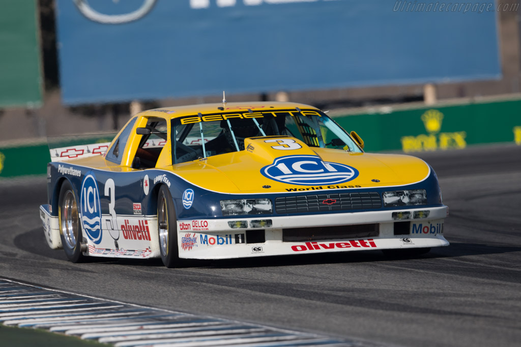 Chevrolet Beretta - Chassis: 3 - Driver: Pieter Baljet  - 2015 Monterey Motorsports Reunion