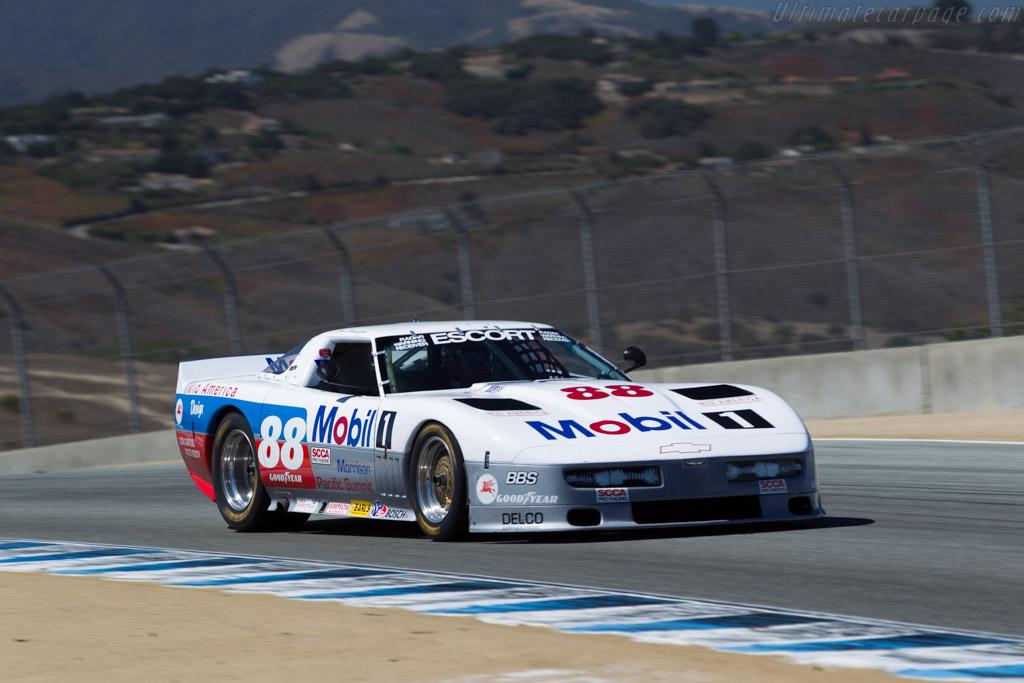 Chevrolet Corvette - Chassis: 6 - Driver: Michael Haemmig  - 2015 Monterey Motorsports Reunion