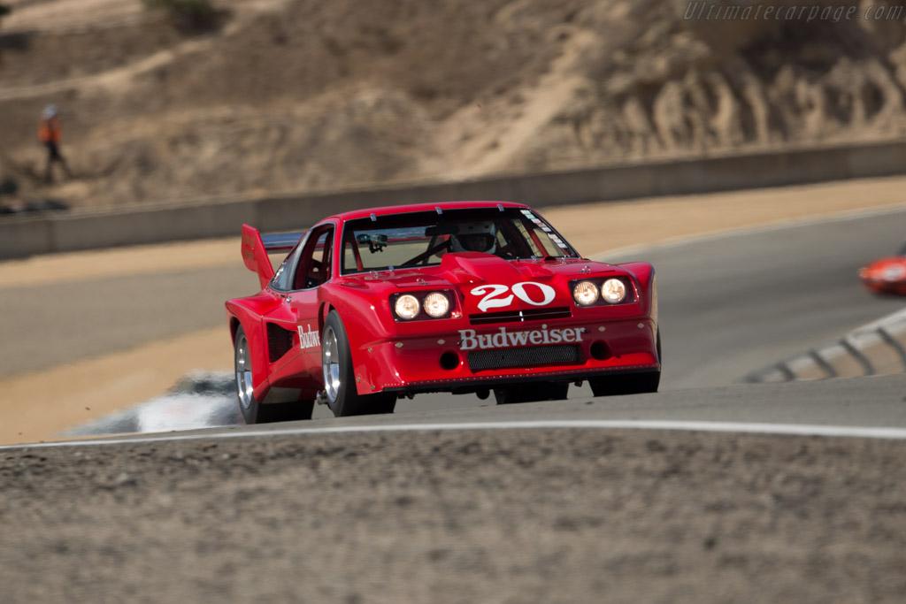 Chevrolet DeKon Monza  - Driver: Ken Epsman  - 2015 Monterey Motorsports Reunion