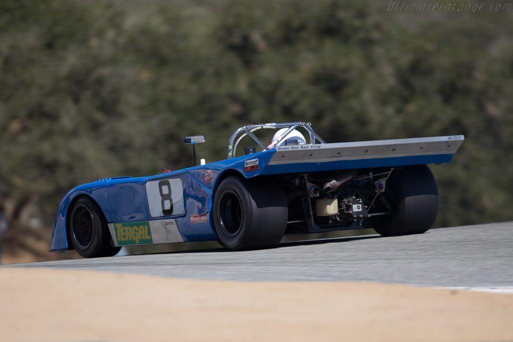 Chevron B21 - Chassis: B21-72-07 - Driver: David Putz  - 2015 Monterey Motorsports Reunion