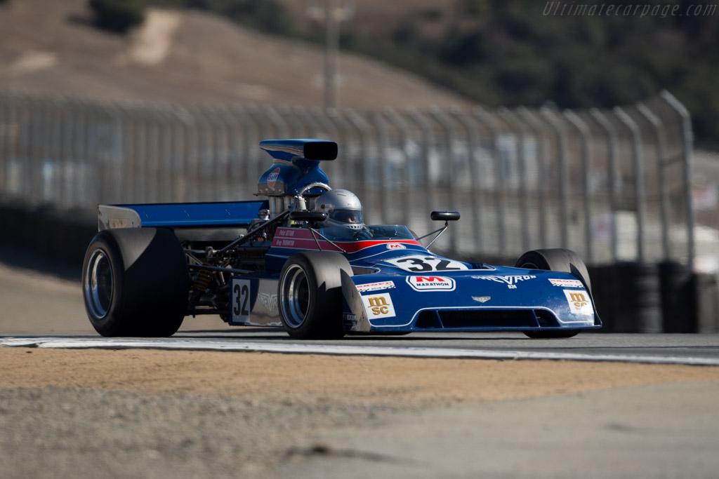Chevron B24 - Chassis: B24-73-02 - Driver: Gregory Thornton  - 2015 Monterey Motorsports Reunion