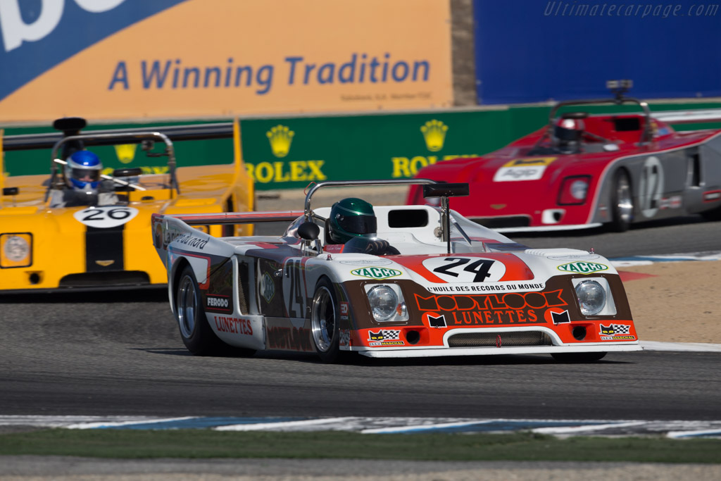 Chevron B36 - Chassis: 36-78-05 - Driver: Andre Lara Resende  - 2015 Monterey Motorsports Reunion