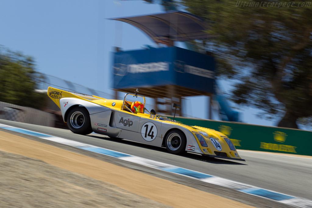 Chevron B36 - Chassis: 36-78-01 - Driver: Tom Minnich  - 2015 Monterey Motorsports Reunion