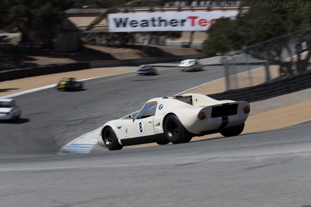 Chevron B8 - Chassis: CH-DBE-31 - Driver: Kent Morgan  - 2015 Monterey Motorsports Reunion