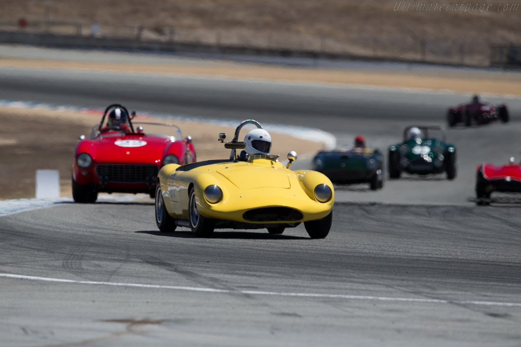 Cleary Crosley Spl H - Chassis: SOS 263296 - Driver: Michael Cleary  - 2015 Monterey Motorsports Reunion