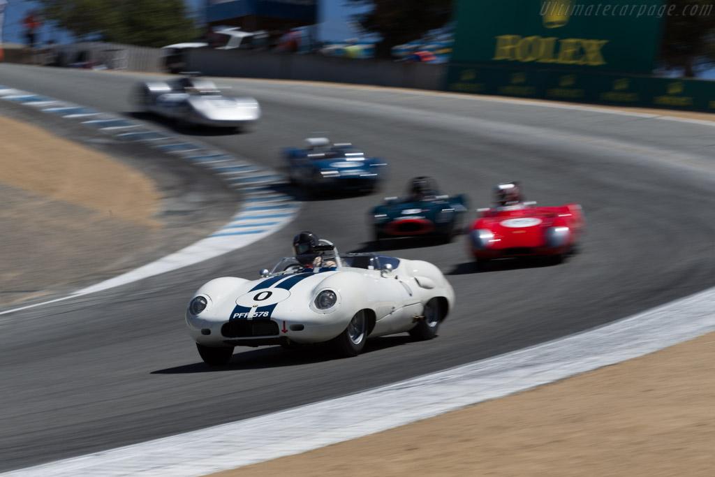 Cooper T39 Bobtail - Chassis: CSII-14-56 - Driver: Charles McCabe  - 2015 Monterey Motorsports Reunion