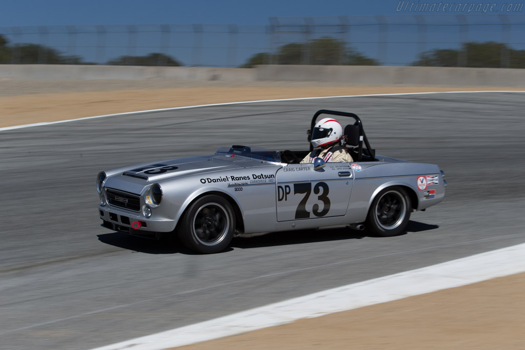 Craig Carter  - Driver: Craig Carter  - 2015 Monterey Motorsports Reunion