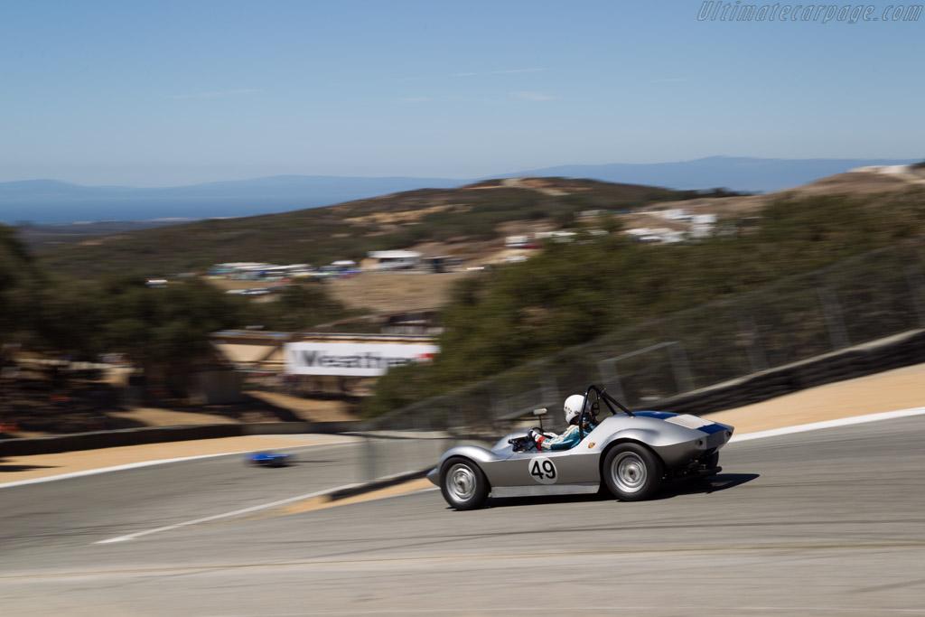 DKW / Porsche Special - Chassis: 21 - Driver: Pen Pendleton  - 2015 Monterey Motorsports Reunion