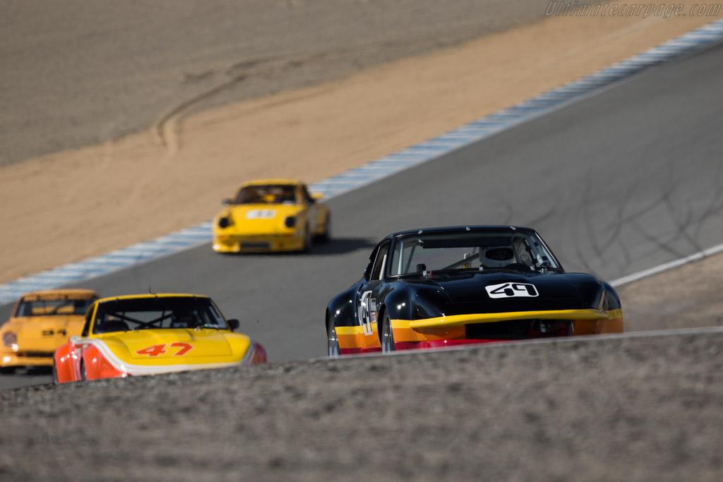 Datsun 240Z - Chassis: HLS30120018 - Driver: Joel Anderson  - 2015 Monterey Motorsports Reunion