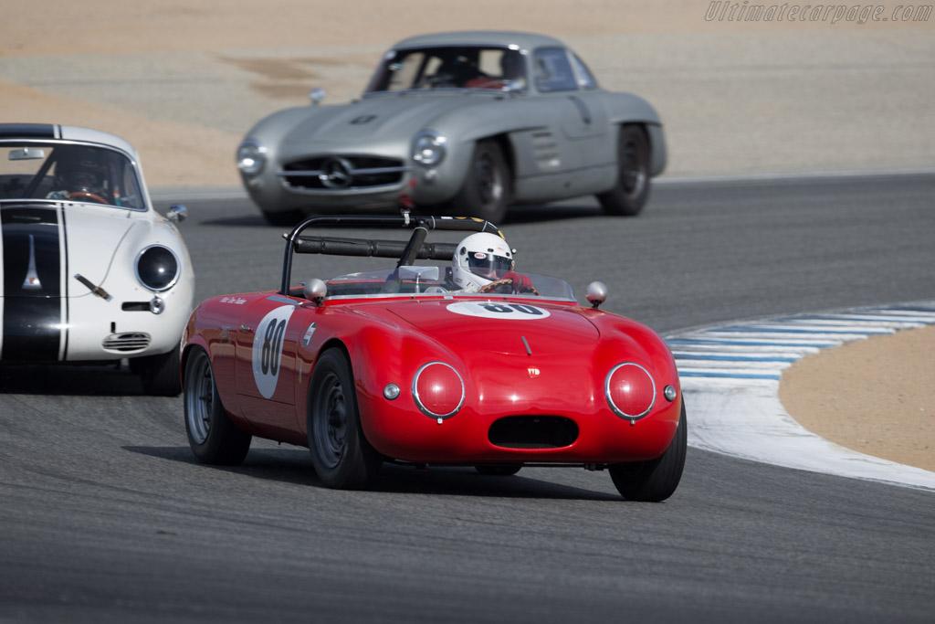Denzel 1500 International Sport - Chassis: DK155 - Driver: Tom Trabue  - 2015 Monterey Motorsports Reunion