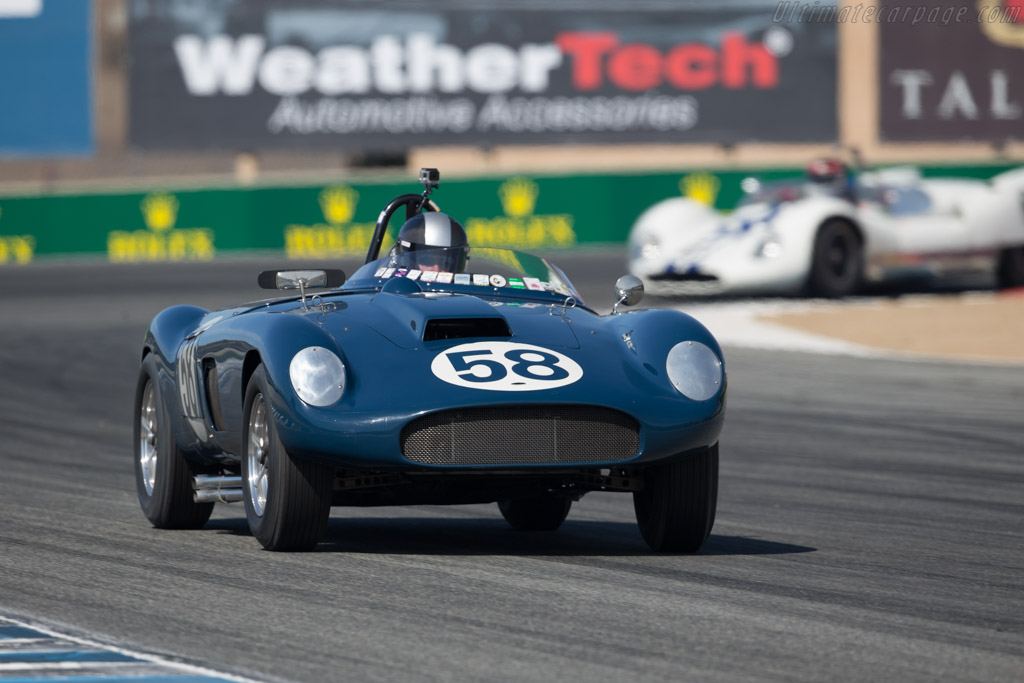 Devin Special - Chassis: 1 - Driver: Dick Jutras  - 2015 Monterey Motorsports Reunion
