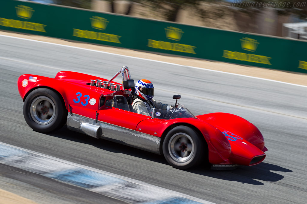 Dolphin Sports Racer - Chassis: 1 - Driver: Joseph Diloreto  - 2015 Monterey Motorsports Reunion