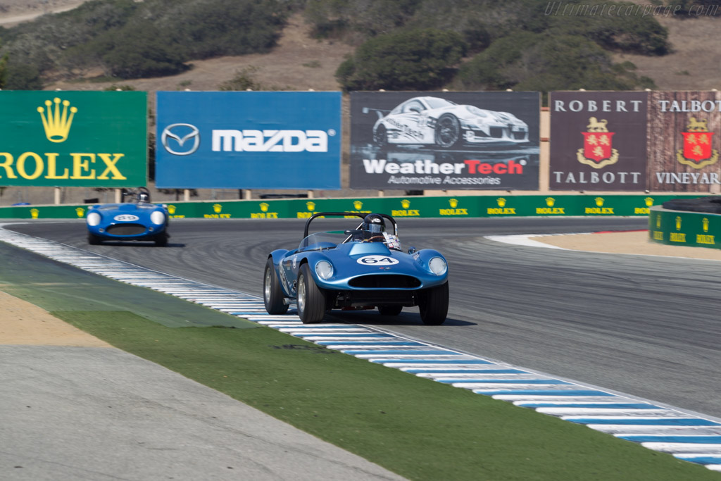 Echidna Special - Chassis: 1 - Driver: Bob Hardison  - 2015 Monterey Motorsports Reunion