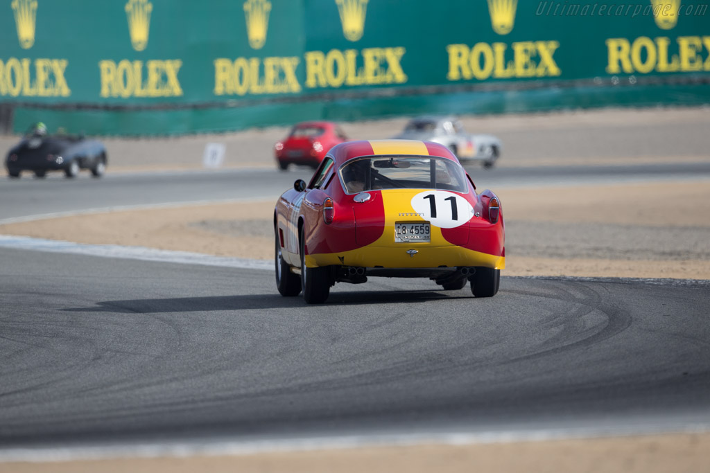 Ferrari 250 GT Tour de France - Chassis: 1321GT - Driver: Chuck Wegner  - 2015 Monterey Motorsports Reunion