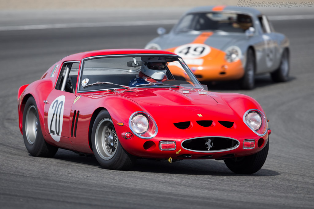 Ferrari 250 GTO - Chassis: 4757GT - Driver: Tom Price  - 2015 Monterey Motorsports Reunion