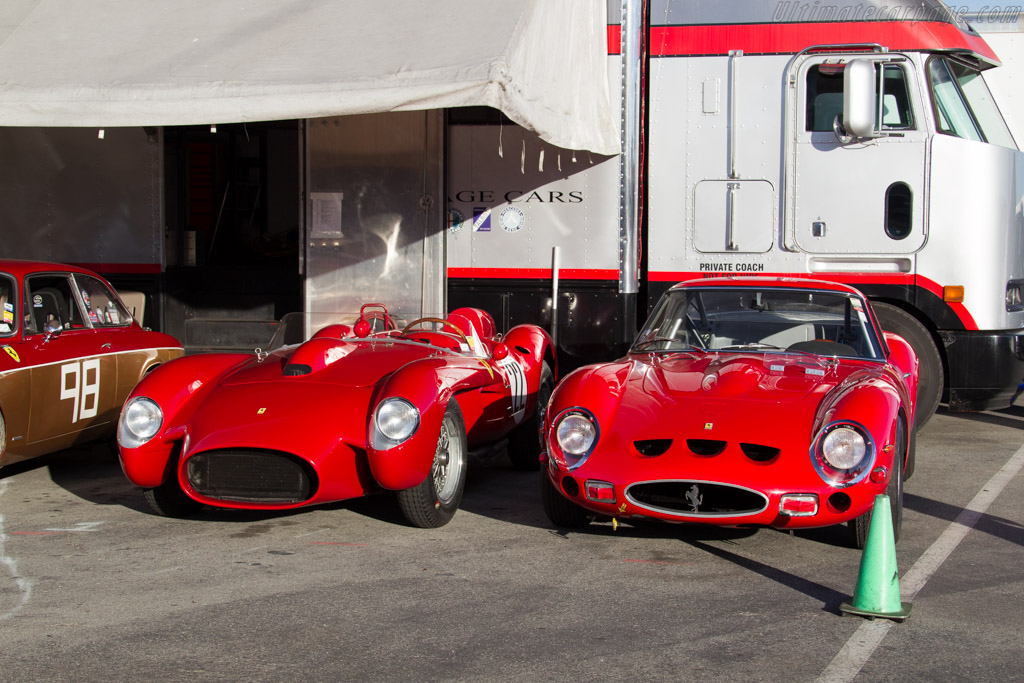 Ferrari 250 GTO - Chassis: 4757GT - Entrant: Tom Price  - 2015 Monterey Motorsports Reunion