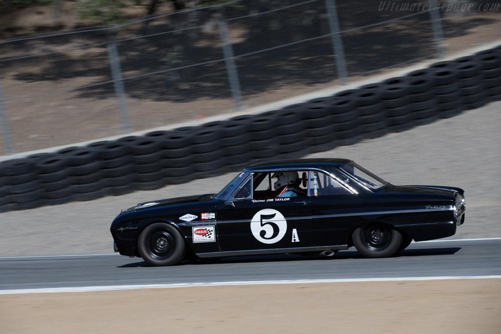 Ford Falcon Sprint - Chassis: 3A17U126427 - Driver: Michael Eisenberg  - 2015 Monterey Motorsports Reunion