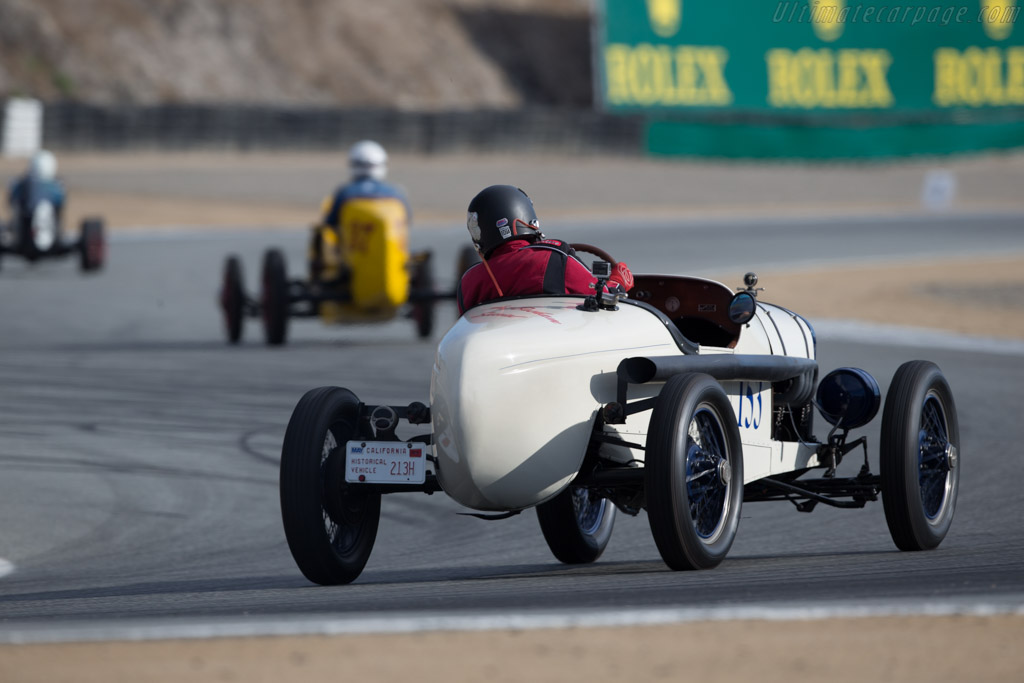 Ford Model T Roadster - Chassis: 12784185 - Driver: Jim Nix  - 2015 Monterey Motorsports Reunion