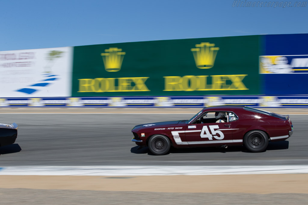 Ford Mustang BOSS 302 - Chassis: 9T02F172108 - Driver: Ken Adams  - 2015 Monterey Motorsports Reunion