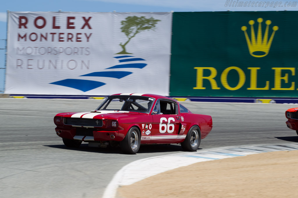 Ford Shelby Mustang GT350 - Chassis: SFM6S1514 - Driver: Mark Cane  - 2015 Monterey Motorsports Reunion