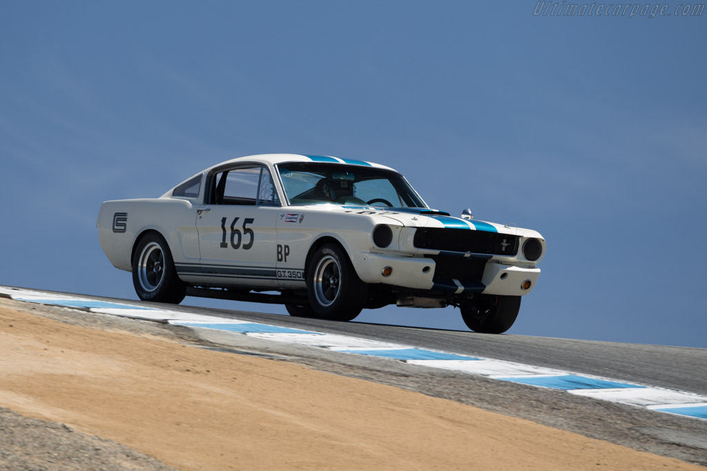 Ford Shelby Mustang GT350 - Chassis: SFM5S075 - Driver: Jeffrey Abramson  - 2015 Monterey Motorsports Reunion