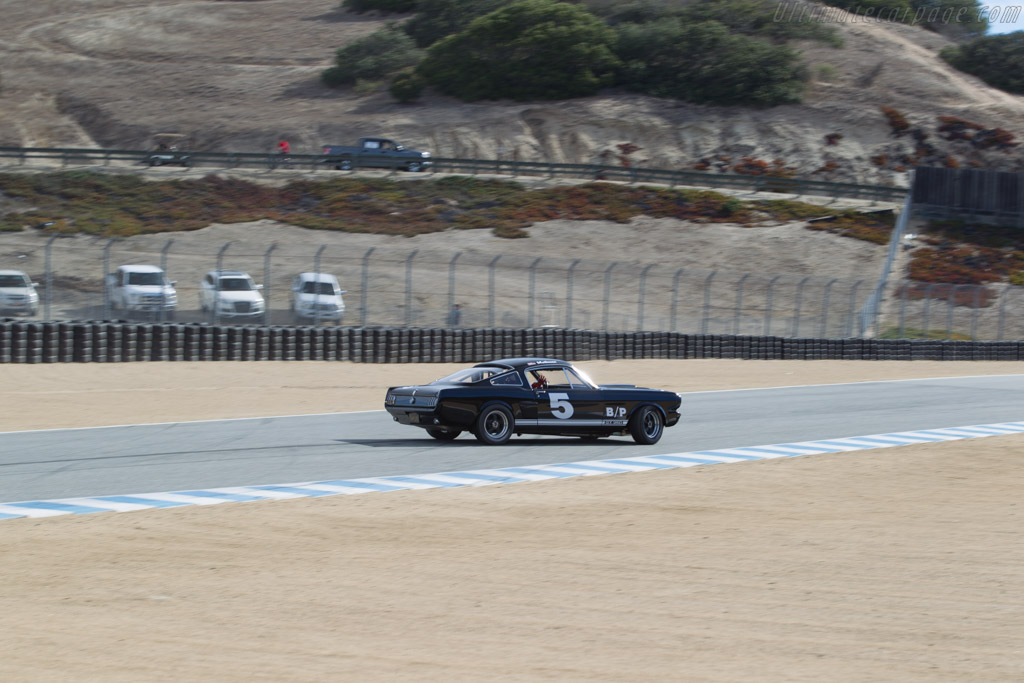 Ford Shelby Mustang GT350 - Chassis: SFM6S2314 - Driver: Kristopher Matheson  - 2015 Monterey Motorsports Reunion