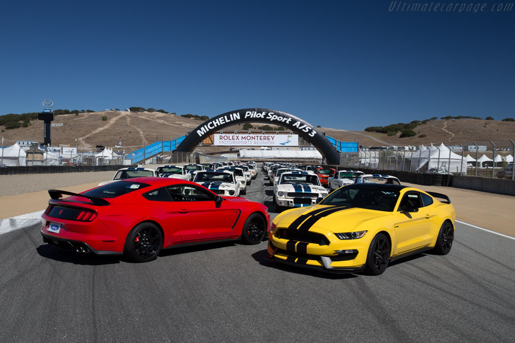 Ford Shelby Mustang Gt350 R 2015 Monterey Motorsports