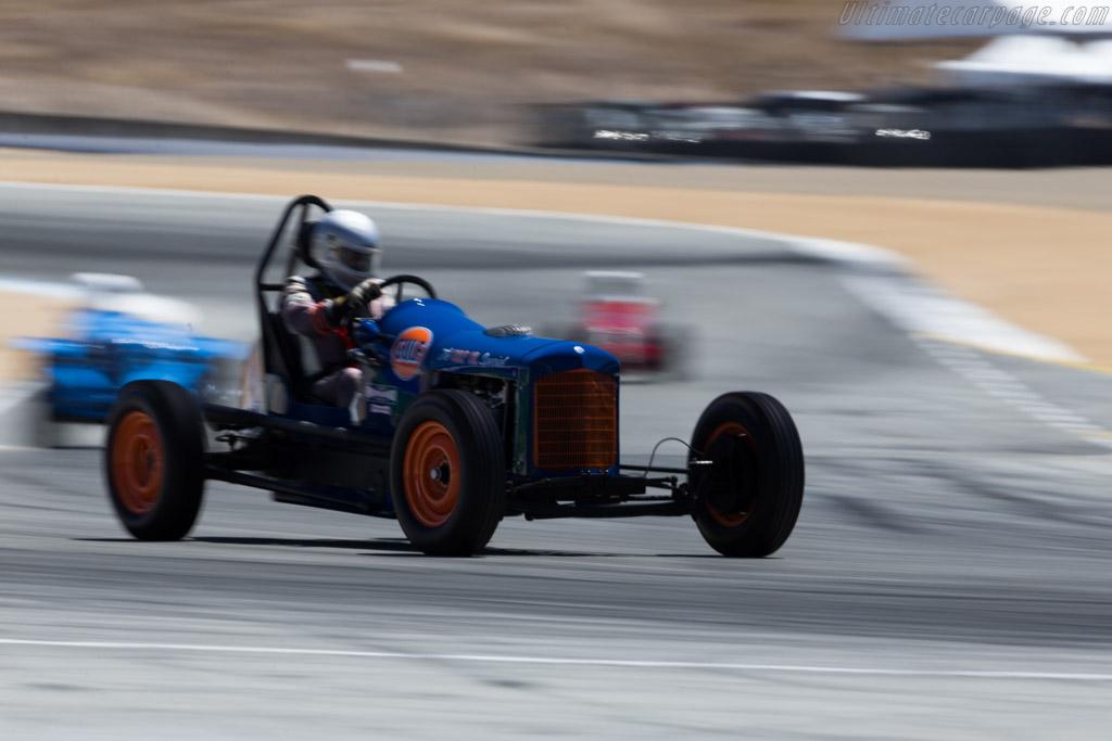 Ford Sprint Car  - Driver: Max Jamiesson  - 2015 Monterey Motorsports Reunion