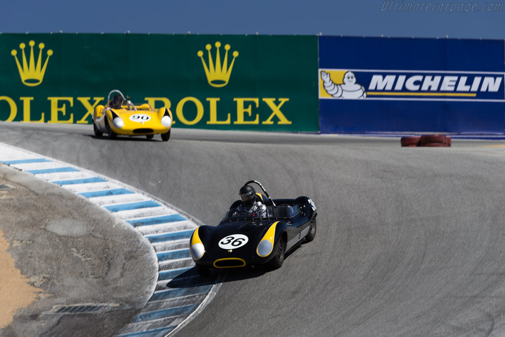 Lola Mk1 - Chassis: BR16 - Driver: Brian Orosco  - 2015 Monterey Motorsports Reunion
