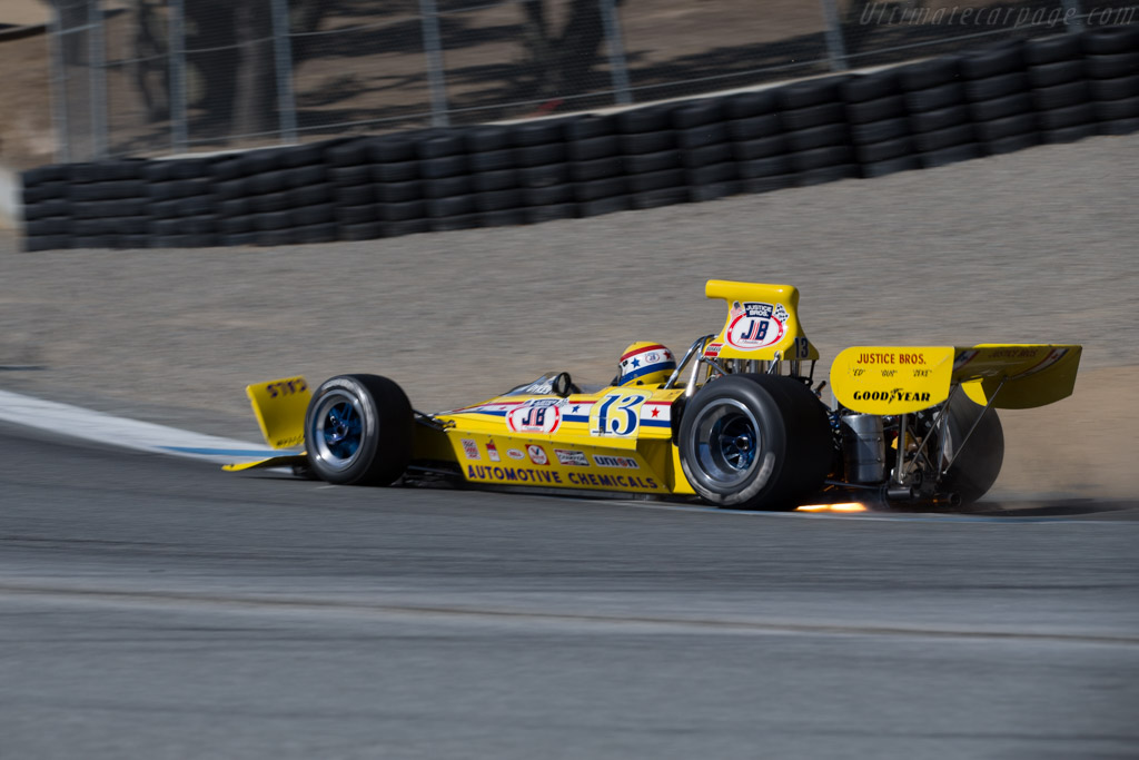 Lola T192 - Chassis: HU30 - Driver: Kurt Engelmann  - 2015 Monterey Motorsports Reunion