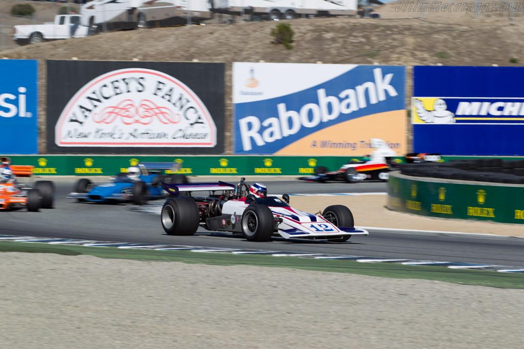 Lola T192 - Chassis: HU29 - Driver: Seb Coppola  - 2015 Monterey Motorsports Reunion