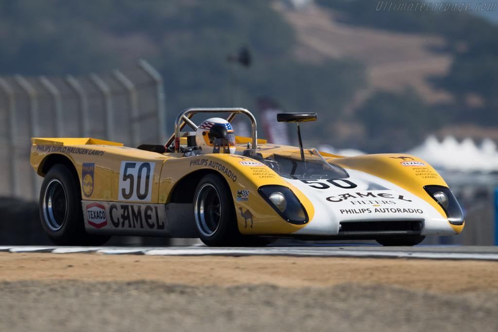 Lola T212 - Chassis: HU26 - Driver: John Delane  - 2015 Monterey Motorsports Reunion