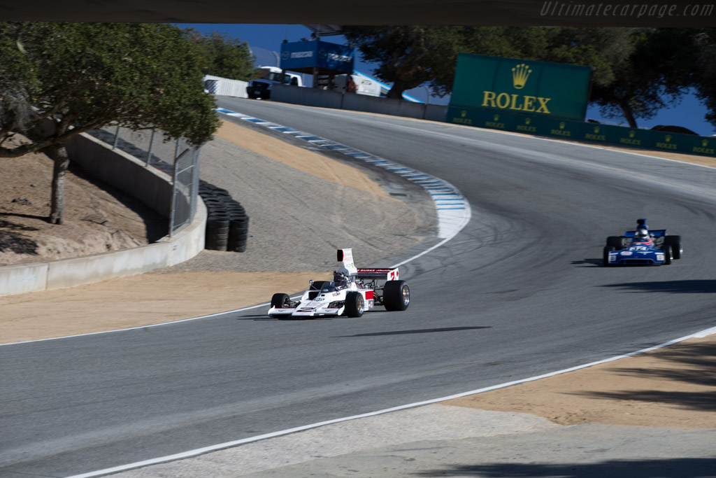 Lola T332 - Chassis: HU27 - Driver: Dudley Cunningham  - 2015 Monterey Motorsports Reunion